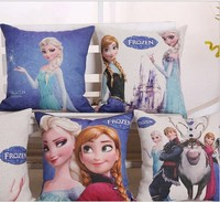 High Quality & Comfortable Frozen Pillow Toy