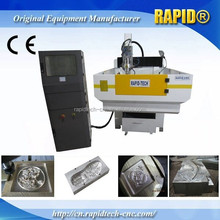 Heavy Duty 3D Aluminum Metal CNC Milling Machine with Servo