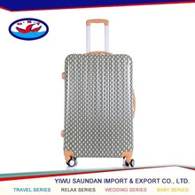 Yiwu OEM and ODM aircraft trolley case with wheels