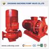 XBD Pipeline Fire Fighting Water Pump