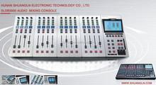 Professional Digital Audio Mixer for live broadcasting