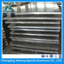 2A12 5052 5083 6061 6083 7075 Aluminum Sheet Price per kg