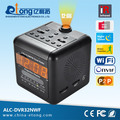 Shenzhen best 600TVL Sony CCD 480 P 3.7 mm lente alarmante registro motion ativado radio camera