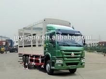 SINOTRUK 247 KW 6X4 animals cargo truck at lowest price