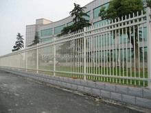 Best quality beautiful cheap aluminum house fences and gates