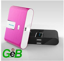 Hot sale! High quality 12000mAh Portable Power Bank, Battery Charger for mobile Phone, Pad, Pod,Blackberry,Digital camera