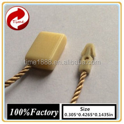 2015 GZ-Time Factory supply Polyester golf bag hang string lock loop