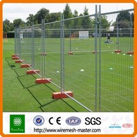 Australia Standard Hot dipped Galvanized temporary fencing and gates