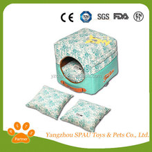 Fashion Design Elegant Good Quality Covered Dog Kennel