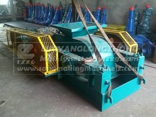 Cement production industry sand and stone double roller crusher