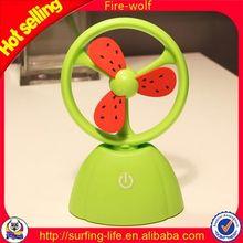 Fruit Mini Fan/ Nail Table Draft Fan / Promotional Gift Supplier