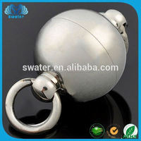 Alibaba Website Stainless Steel Magnetic Clasps Wholesale Jewelry Findings