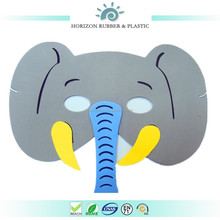 Eva Foam Kids Party Masks Vinyl Animal Mask