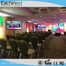 Eachinled P3.9mm Indoor Super Slim LED video wall panel for celebration activities