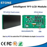 TFT module electronic 8 inch touch screen displays control board