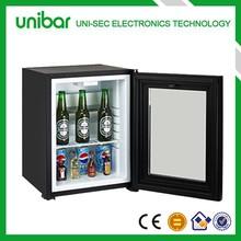 Mini fridge 20 litre, mini noiseless absorption refrigerator(USF-25)