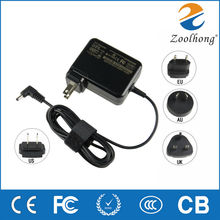 19V 1.75A 33W AC laptop power adapter charger for ASUS X200T X201E
