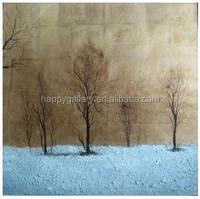 simple Art landscape paintings