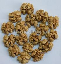 wholesale chinese walnuts light amber halves, shelled walnut kernels light halves