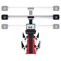 High Performance Wheel Alignment Machine launch x-631