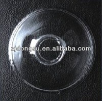 100mm crystal clear PET dome lid to match plastic or paper cups for cold drinking, all sizes from 74mm to 118mm is available