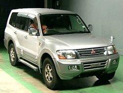 2001 Mitsubishi Pajero Used Car
