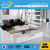 2015 High quality polishing process modern coffee table #C2122L00-M3
