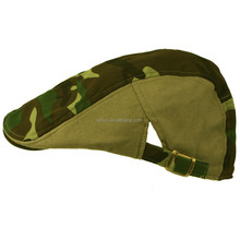 ivy hat and cap/ camouflage ivy hats/ fashion newsboy cap