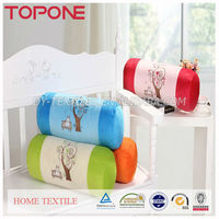 China latest design cheap cotton colorful candy pillows wholesale