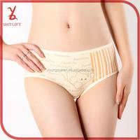 YCM40 waist cotton printed cartoon girl underwear