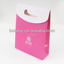 Beautiful Pink gift paper bag