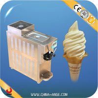 BXR-1118 2015 wholesale high quality 12-18L/H Frozen Yogurt Machine one flavors and imported compressor