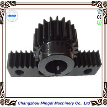 Steel Spur Gear / Spur wheel / Cylindrical Gear Wheel Transmission Parts for Tractor