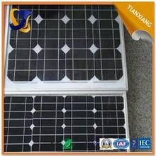 2015 hot sale 12v 10w solar panel price