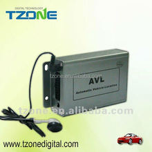two-way communication and fuel sensor satellite antenna gps tracking device