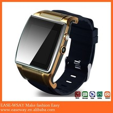 WP003 celular mobile watch phone with video call ,phone call sleeping monitor smart watch