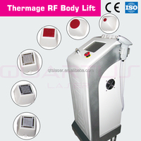 2014 Best Face Lifting RF Cooling Skin Rejuvenatioin Machine with Cooling Thermagic