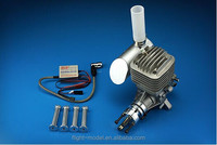 model aircraft engine DLE Engine 55CC gasoline engine for model airplane