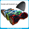 LED Lighting Smart Bluetooth Balance Board Scooter with Remote and Bag