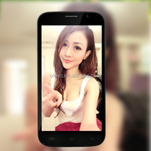 branded cell phone 6 inch MTK6582 quad core 1G/4G skyworth cell phone