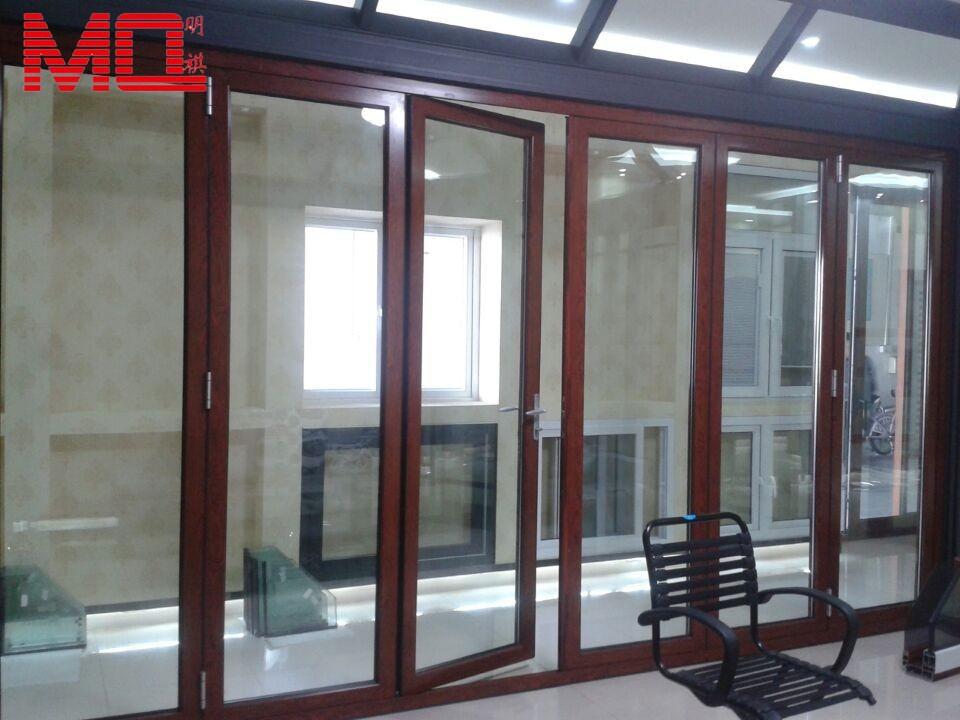 Popular 3 6 Panel Folding Glass Door In USA View 3 Panel Folding Glass Door