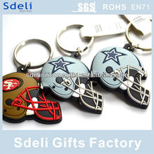 custom rubber keychain hottest promotional soft pvc keychain
