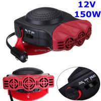 12V 150W 2 in 1 Car Vehicle Heater Heating Cool Fan Windscreen Demister DEFROSTER
