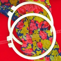 Wholesale large embroidery hoops China cross stitch use