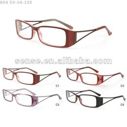 Vintage PC Injection Optical Frame With Metal Part