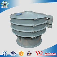 3 phase motor sand vibrating screen equipment with 1-5 layer