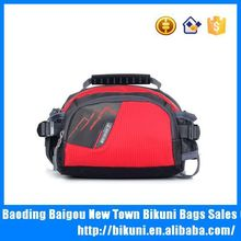 Outdoor traveling and hiking sports wasit bag fanny pack