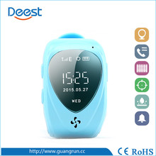 Personal gps adult watch tracker with real time tracking and two way talking(Tk109)
