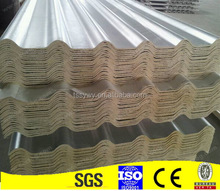 Special hot sell color coated metallic roof tiles