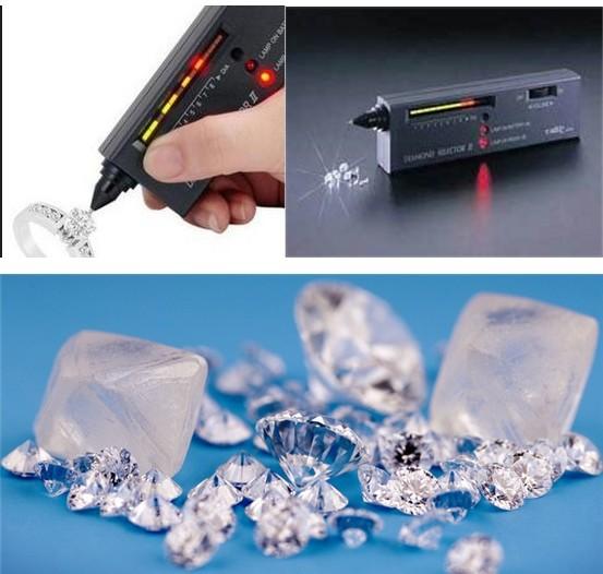 JEM-II Diamond Tester With Ultraviolet Light, Diamond Selector , Gemstone Tester